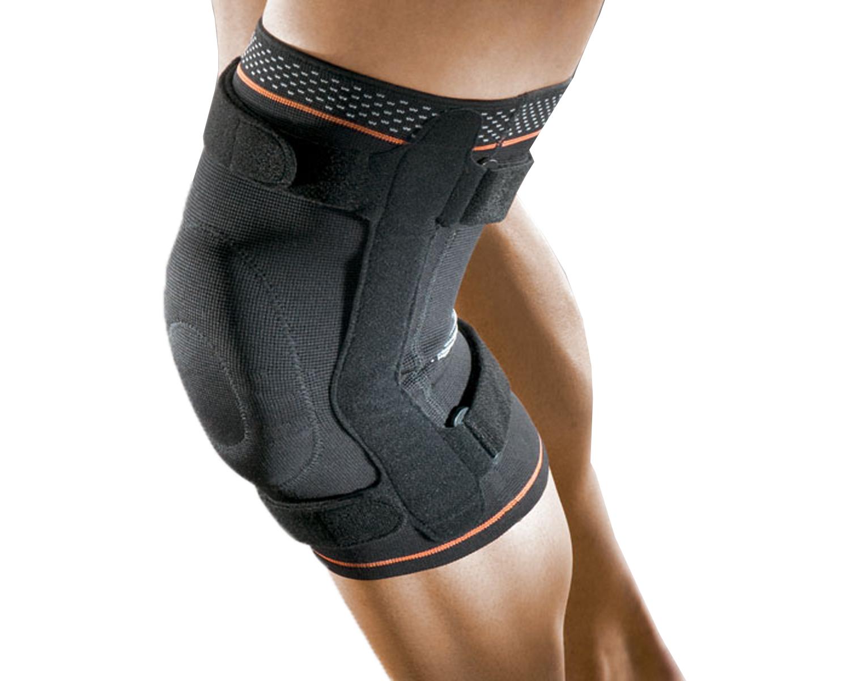 Ортез коленного сустава с выступающими боковыми шарнирами Sporlastic