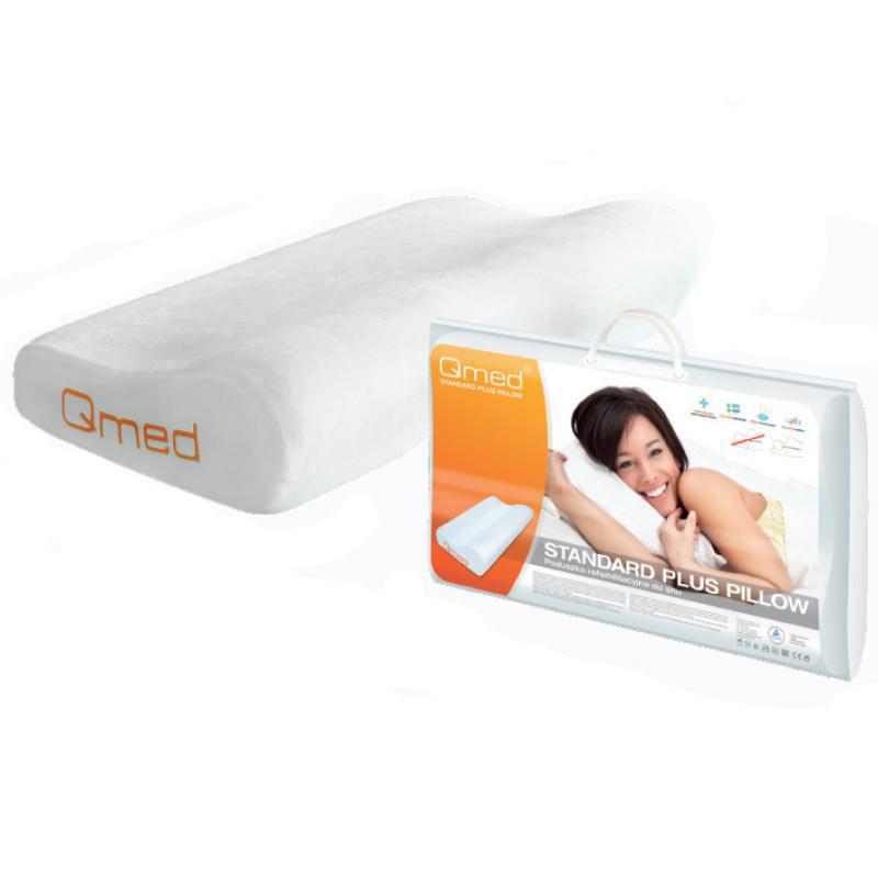 Ортопедическая подушка Qmed STANDARD PLUS КМ-03