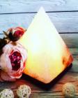 Соляна лампа «Піраміда»