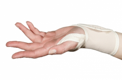 Бандаж на лучезапястный сустав Orthokraine