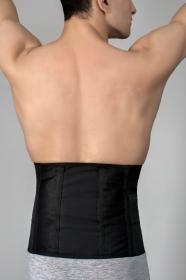 Бандаж абдоминальный БА- 02 Orthokraine с 2-мя ребрами жесткости