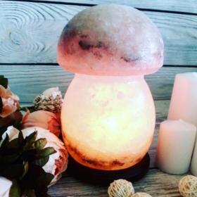 Соляная лампа «Грибок»
