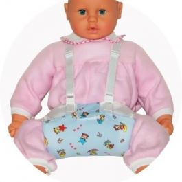 Зачем нужна подушка Фрейка для новорожденных.